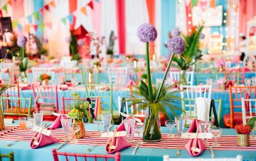 Wedding Planning in a Raw Space 2