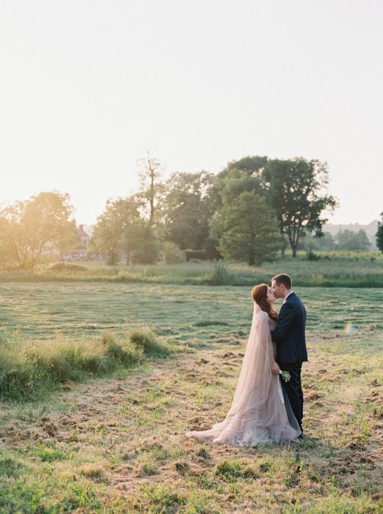 Beautiful & Intimate Fine Art Wedding by Laura Gordon Photography 57
