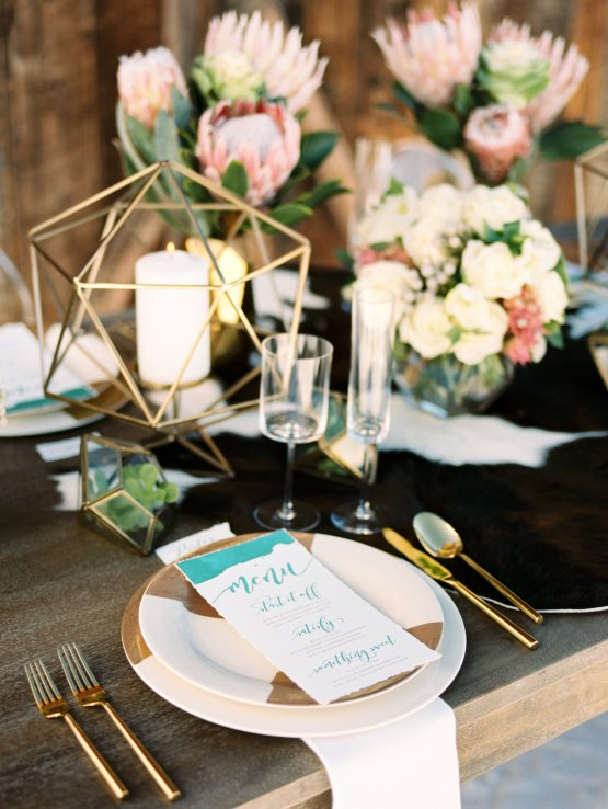Contemporary Winter Wedding Inspiration by Rachel Havel and BluebirdProductions 9