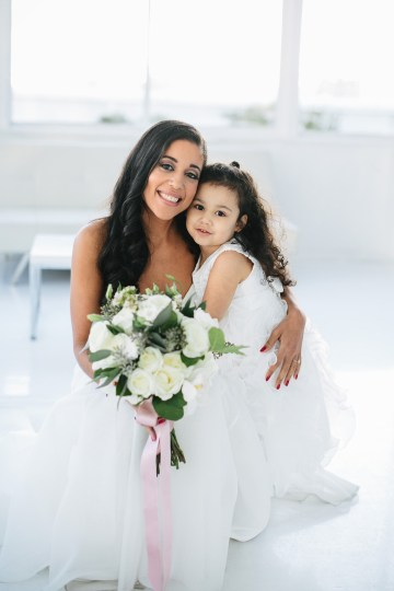 Cool Loft Wedding In New York by Chaz Cruz Photographers 10