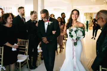 Cool Loft Wedding In New York by Chaz Cruz Photographers 21