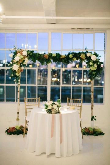 Cool Loft Wedding In New York by Chaz Cruz Photographers 27