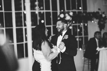 Cool Loft Wedding In New York by Chaz Cruz Photographers 70