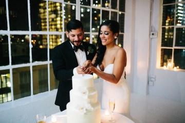 Cool Loft Wedding In New York by Chaz Cruz Photographers 72