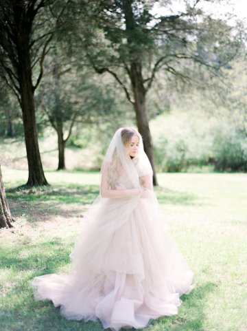 Elegant Pastel Wedding Inspiration by Christy Wilson Photography 14