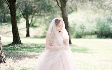 Elegant Pastel Wedding Inspiration by Christy Wilson Photography 14