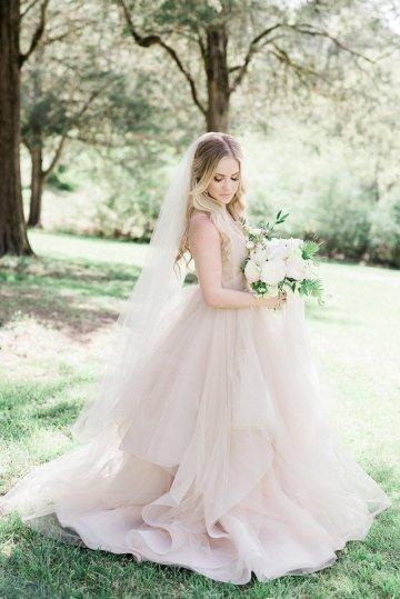 Elegant Pastel Wedding Inspiration by Christy Wilson Photography 19