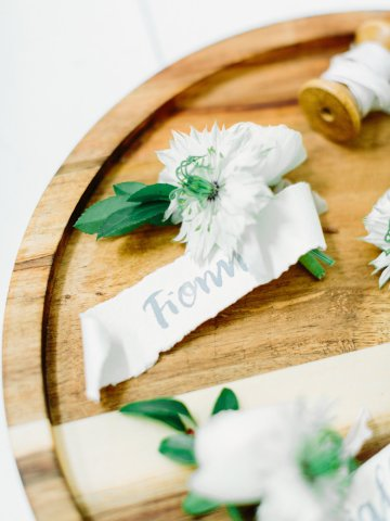 Minimalist Wedding Inspiration from Love & 17