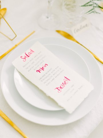 Minimalist Wedding Inspiration from Love & 38