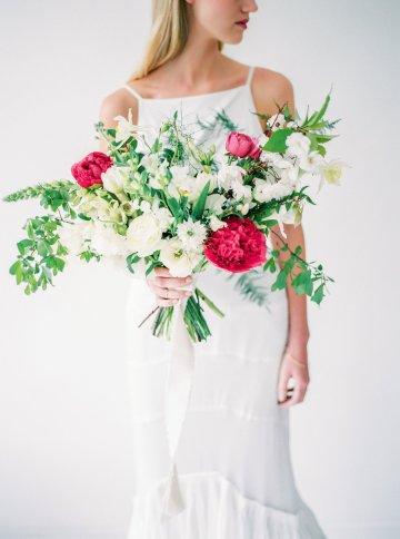 Minimalist Wedding Inspiration from Love & 52
