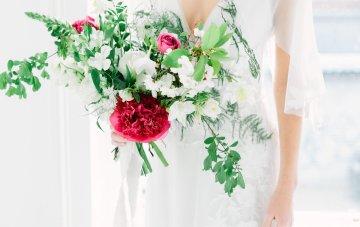 Minimalist Wedding Inspiration from Love & 7