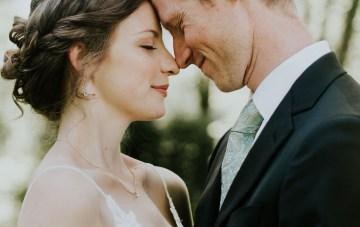 Pretty Farm Wedding by Bekah Kay Creative 13