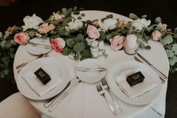 Pretty Farm Wedding by Bekah Kay Creative 17