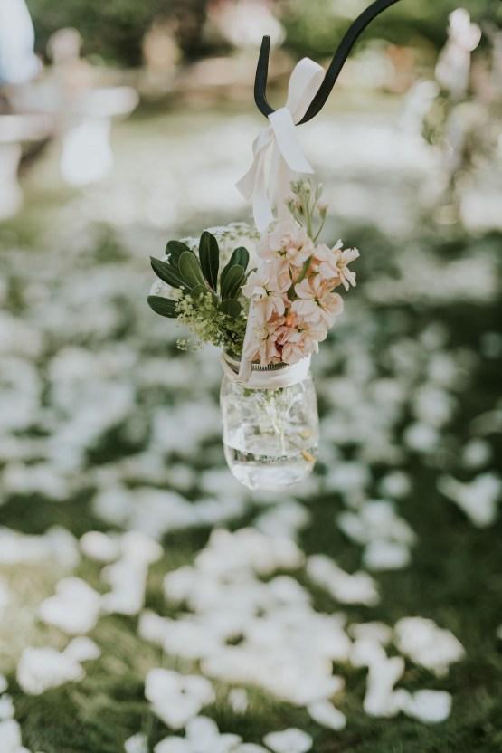 Pretty Farm Wedding by Bekah Kay Creative 19