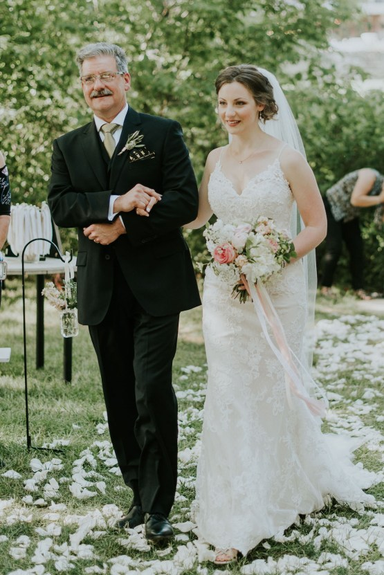 Pretty Farm Wedding by Bekah Kay Creative 24