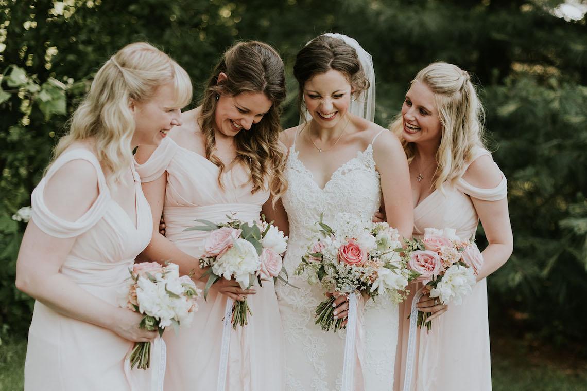 Pretty Farm Wedding by Bekah Kay Creative 30