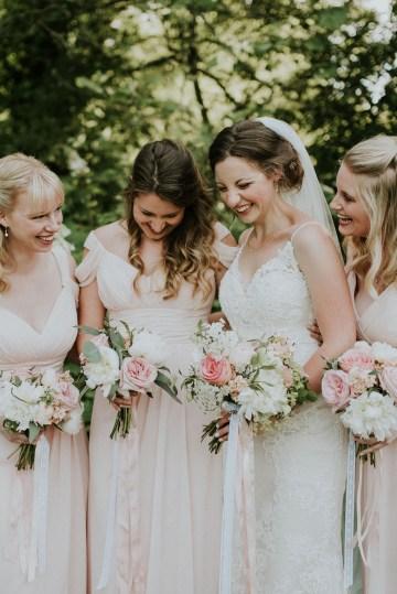 Pretty Farm Wedding by Bekah Kay Creative 31