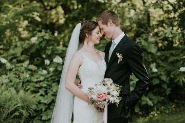 Pretty Farm Wedding by Bekah Kay Creative 35
