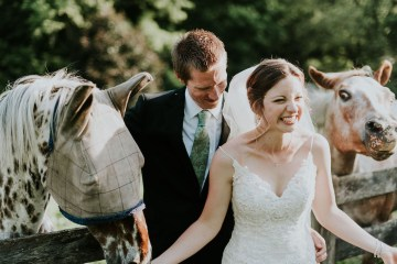 Pretty Farm Wedding by Bekah Kay Creative 41