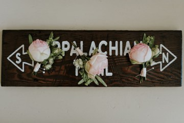 Pretty Farm Wedding by Bekah Kay Creative 47