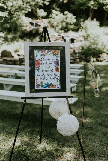 Pretty Farm Wedding by Bekah Kay Creative 5