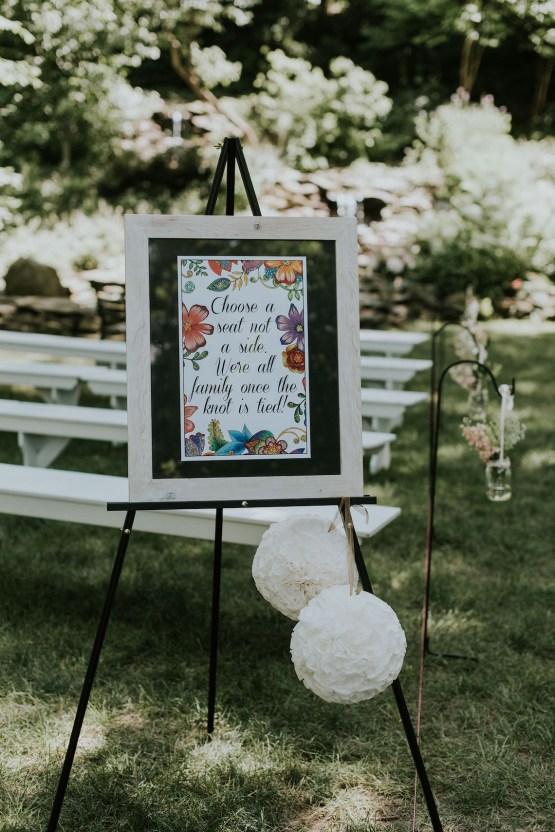 Pretty Farm Wedding by Bekah Kay Creative 5