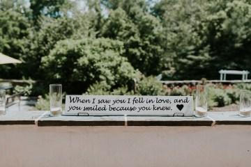 Pretty Farm Wedding by Bekah Kay Creative 50