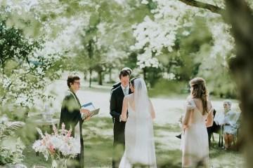 Pretty Farm Wedding by Bekah Kay Creative 58