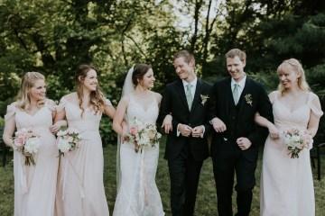 Pretty Farm Wedding by Bekah Kay Creative 62