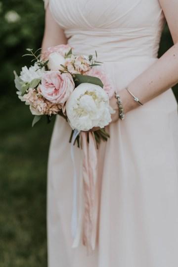 Pretty Farm Wedding by Bekah Kay Creative 63
