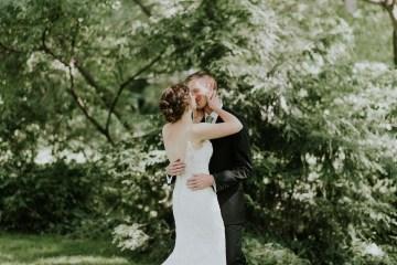 Pretty Farm Wedding by Bekah Kay Creative 9