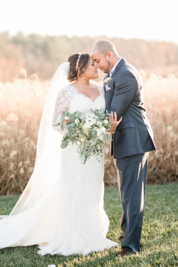 Romantic Winter Wedding by Audrey Rose Photography 11