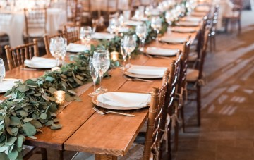 Romantic Winter Wedding by Audrey Rose Photography 21