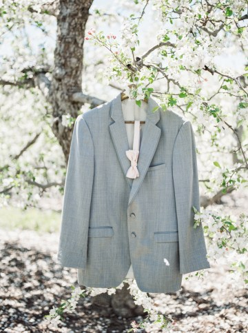 Bright and Colorful Apple Blossom Orchard Wedding Inspiration | Shanell Photography & Mitten Weddings and Events 62