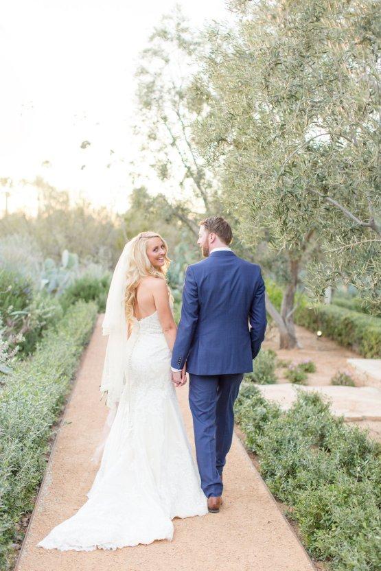 Dreamy Blush Pink Wedding In The Arizona Desert Bridal Musings