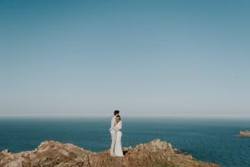 Free-Spirited & Panoramic Boho Wedding Inspiration | Sara Cuadrado and El Ramo Volador 1