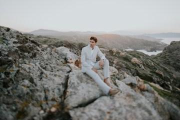 Free-Spirited & Panoramic Boho Wedding Inspiration | Sara Cuadrado and El Ramo Volador 20