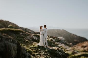 Free-Spirited & Panoramic Boho Wedding Inspiration | Sara Cuadrado and El Ramo Volador 4