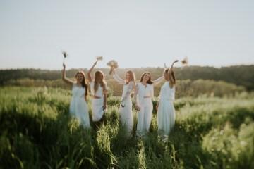 Free-Spirited & Panoramic Boho Wedding Inspiration | Sara Cuadrado and El Ramo Volador 40