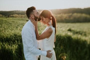Free-Spirited & Panoramic Boho Wedding Inspiration | Sara Cuadrado and El Ramo Volador 46