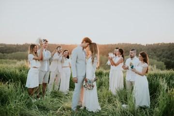 Free-Spirited & Panoramic Boho Wedding Inspiration | Sara Cuadrado and El Ramo Volador 57