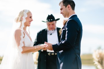 Fun, Scenic, Lakeside Wedding with Dried Floral Bouquets | Studio 1208 2