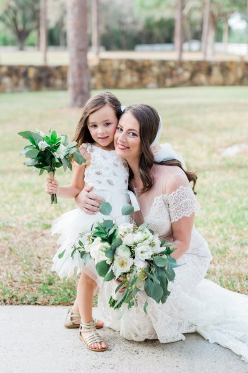 Gilded Florida Farm Wedding with an Adorable Golden Pup | Lauren Galloway Photography 14