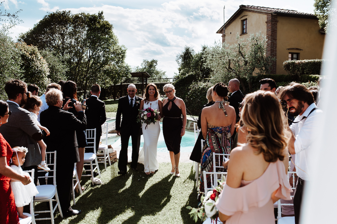 Intimate and Romantic Wedding In Tuscany | Silvia Galora Photography 13
