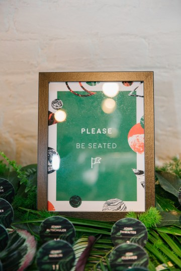 Jungle Wedding Inspiration from Knot & Pop 14