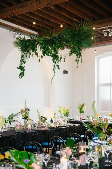 Jungle Wedding Inspiration from Knot & Pop 17