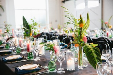 Jungle Wedding Inspiration from Knot & Pop 18