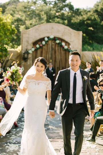 Romantic California Wedding with a Rustic Spanish Charm | Retrospect Images 1
