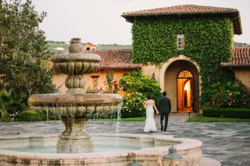 Romantic California Wedding with a Rustic Spanish Charm | Retrospect Images 45