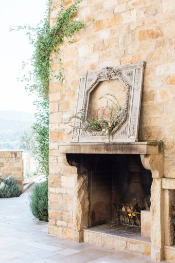 Romantic Gold, Grey and Berry Vineyard Wedding Inspiration | Jenny Quicksall & An Enlightened Event 17